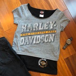 Women's Harley-Davidson T-shirt